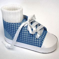 Template - Hi-Top Baby Sneakers  Starting at: $5.00