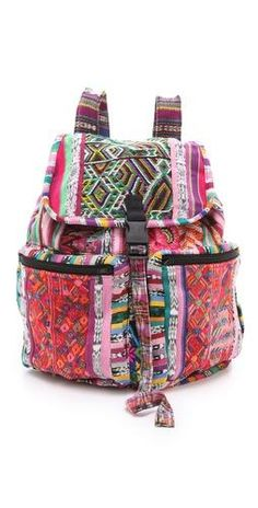 such a pretty backpack!