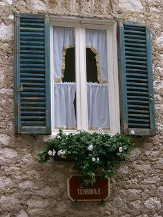 Home & Garden: Inspirations : Fenêtres fleuries
