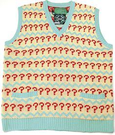 #DoctorWho: Seventh Doctor Jumper - Don't forget to wrap-up warm this winter; Who knows how cold it will get? £44.99