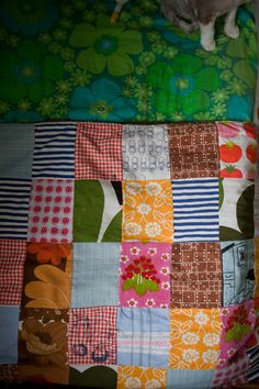 quilt inspiration from Fine Little Day