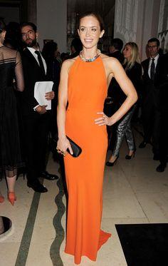 November 2nd: Emily Blunt in Alexander McQueen