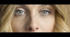 Amazing Beauty Retouching Done in Video: Before and After