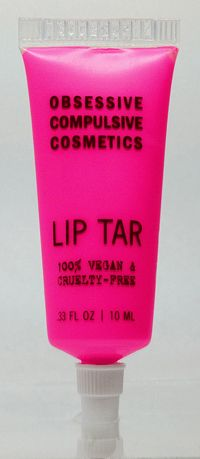 OCC LIP TAR™  $14.00 USD | .33 FL OZ - A stunning new innovation in lip color, OCC Lip Tar combines the longevity of a lipstick, with the ease of application of a gloss. Goes on slick and moist, and dries down to a satin finish. Ultra-saturated in color, Lip Tar contains an unprecedented amount of pigment - a little goes a very, very long way! An intense yet featherweight layer of color that never looks or feels heavy. lipsticks, occ liptar, lip tar, makeup, beauti product, pink lips, lip colors, lip products, anime