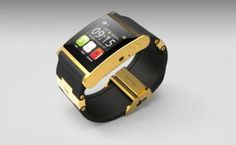 """Italian designer tech company i'm debuted its 'i'm Watch,' which is currently marketed as """"the first real smart watch."""" The i'm Watch can run nearly anything on its customized Android interface and tethers to your current smartphone (including BlackBerry and iPhone) to handle phone calls, SMS, music and a host of apps."""
