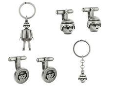 LAF, colección de joyas basadas en Playmobil