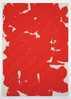 ZAK PREKOP, RED FIELD 2011: the diagonal grid texture might be hard to see, but... it's really rad.