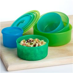 One of the best methods for achieving and maintaining a healthy weight is portion control. We make it easy with bowls that measure out all your portions and increase the convenience of the portion control process. $29.99