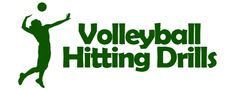 Volleyball hitting drills...  http://www.topvolleyballdrills.com/volleyball-hitting-drills/  #volleyball #hitting #drills #sports