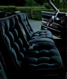 1974 Oldsmobile Ninety Eight interior