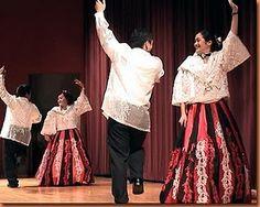 filipino dance [the philippines]