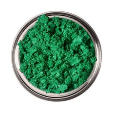 Loose Colour in Chlorophyll $12.00 USD | 2.5g   These micronized colour pigments are fused with light- reflecting mica and can be used to apply shimmer on the eyes, lips, cheeks and anywhere else on the face or body for a sleek, eye-catching look. Whether for smoky, shimmering eyes, highlighted cheeks or even a dramatic, metallic lip.  • Available in 36 Versatile, Long-Wearing Shades  • Carmine Free! 100% Vegan, Mineral-Based Pigments  • Unadulterated Pigment - No Fillers, Binders or Extenders compuls cosmet, makeup, obsess compuls, colour concentr, cruelti free, beauti, occ, eye, loos colour