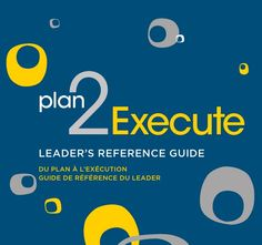 Plan2Execute Training Manual: A complete project, start to finish, of developing a best practice to improve planning for product placement post shipment.