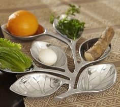 Seder Plate by Pottery Barn