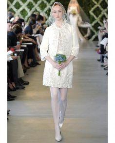 CARAS - Caras Especiais - Noivas: o charme dos vestidos curtos
