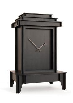 ProjectJoost.com - Joost van Bleiswijk collection | One More Time Little Clocks | black anodized