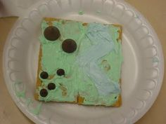 Teaching Landforms - with food!