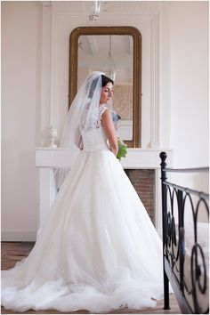 Princess bride dress | Image by Award Weddings #weddingdress