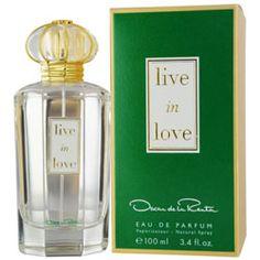 Oscar De La Renta Live In Love By Oscar De La Renta For Women #Fragrancenet #ValentinesDay #Contest