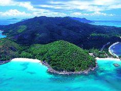 Seychelles, island, beach, scenic