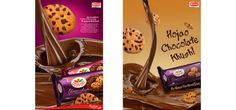Part of our campaign for Good Day Choco Chip cookies.