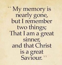 great quote from john newton in his old age the story is