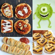 16 Fun Halloween Dinner Ideas