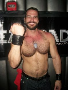 GRRRRRR Hot, sexy, men, guy, gay, muscle, body, cute, male, hunk, stud, beard, hairy, leather