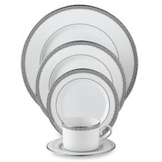 Lace Couture Fine China by Lenox® - This is mine @Maris Mann-Stadt :)