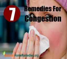 7 Home Remedies For
