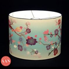 Prachtige lamp van Hartendief Wonderlamp Bloesem