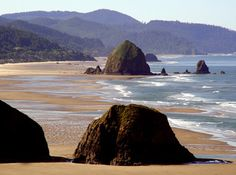 Cannon Beach, Oregon, Going to retire there, oh yes I am