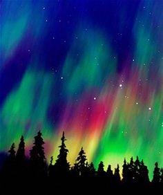 Definitely on my Bucket List! Aurora Borealis Takes Top Spot On The Ultimate Travel Bucket List #Refinery29