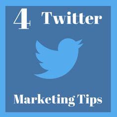 4 Twitter Marketing
