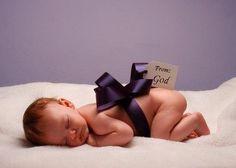 ADORABLE! newborn photography, god, infant photography, newborn photos, newborn pics, newborn gifts, bow, photo shoots, baby photos