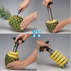 product, pineapples, pinapple recipes, idea, pineappl corer, gadget, food, definit, kitchen