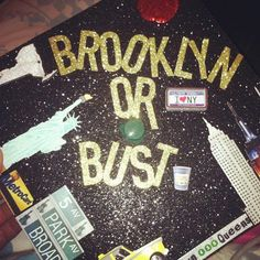 #Brooklyn bound #Graduation Cap hat
