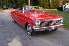 '62 Chevy Nova