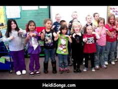 Me - Sight Word song - Dolch Pre-Primer Vocabulary Word List - YouTube