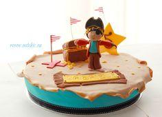 Pirate Cake - Eat Chic