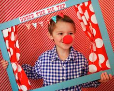 photo op cut out circus - Google Search
