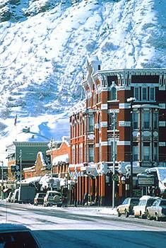 Historic Strater Hotel in Durango, CO