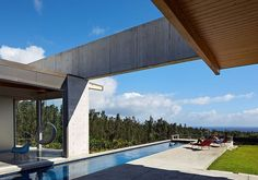 Lavaflow 7 Residence by Craig Steely Architecture