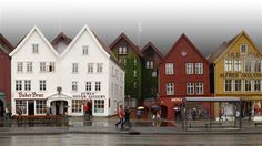 Bergen - Small cities to visit.