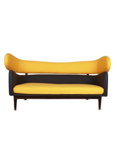 Canary Sofa - Gilt Home