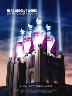 Absolut Los Angeles!
