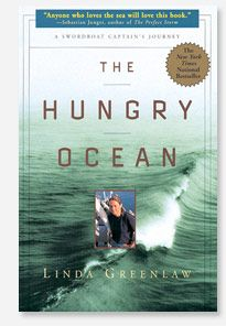 The Hungry Ocean by Linda Greenlaw...this woman is incredible and her books are fabulous.