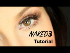 ▶ Naked 3 Tutorial | Bedroom Eyes - YouTube