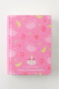 Anne of Green Gables, my favorite series as a child.