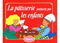 La pâtisserie préparée par les enfants